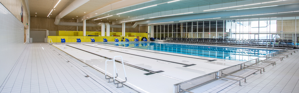lijnen voor zwembad