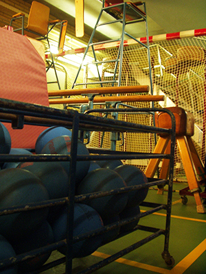 Sportcentrum Blokweer - Sporthal
